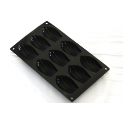 MOULE A MADELEINES (x9) EN SILICONE
